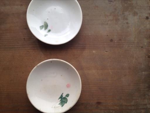 07韓国の古い豆小皿