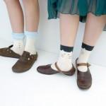靴下生産日本一・奈良の老舗メーカーとつくった、猫の靴下