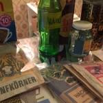 店内には東ドイツ生活用品を常時展示しています