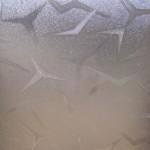 昭和の型板(レトロ)ガラス