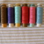 ロシアのデッドストック糸