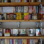 LVDB BOOKS:日本を代表する美術家・グラフィックデザイナーの横尾忠則ジャケ。