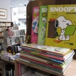 「月刊SNOOPY」かわいい表紙を飾りたくなります!たくさんお持ちします