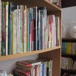 絵本、児童書のほか、エッセイやリトルプレスなど、たのしい古書・古本いろいろお持ちします