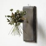 「小人の想い」当店オリジナルの壁かけの小さな花束作品