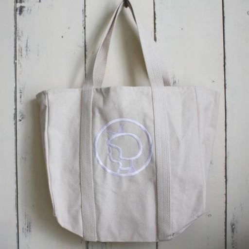 コペンハーゲンっ子に人気のスーパーirmaのキャンバスバッグ2592円税込 -1