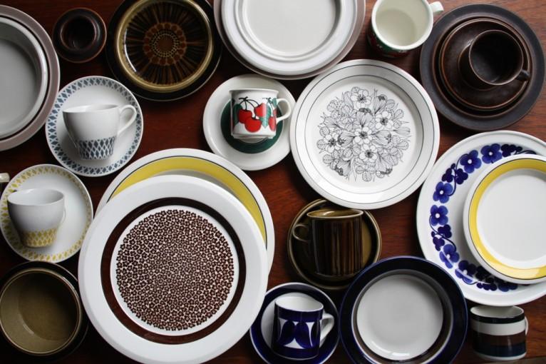 arabiaビンテージ食器 日本のテーブルに合うものセレクト-1