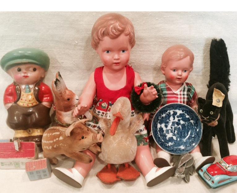 ドイツのおもちゃ