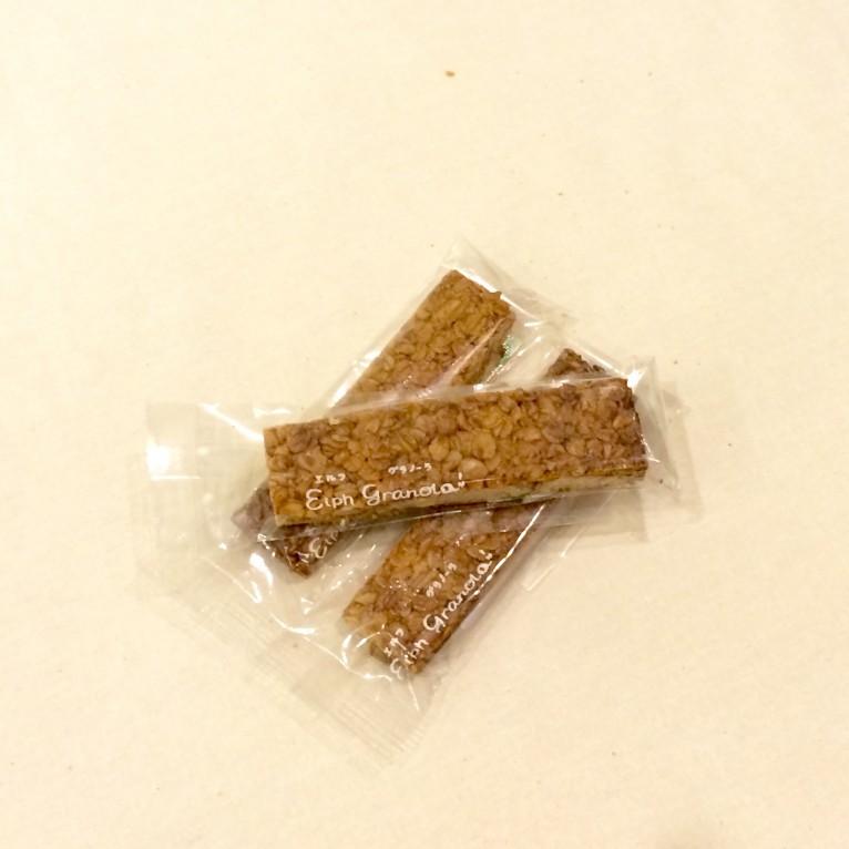 イギリスの伝統菓子 フラップジャック